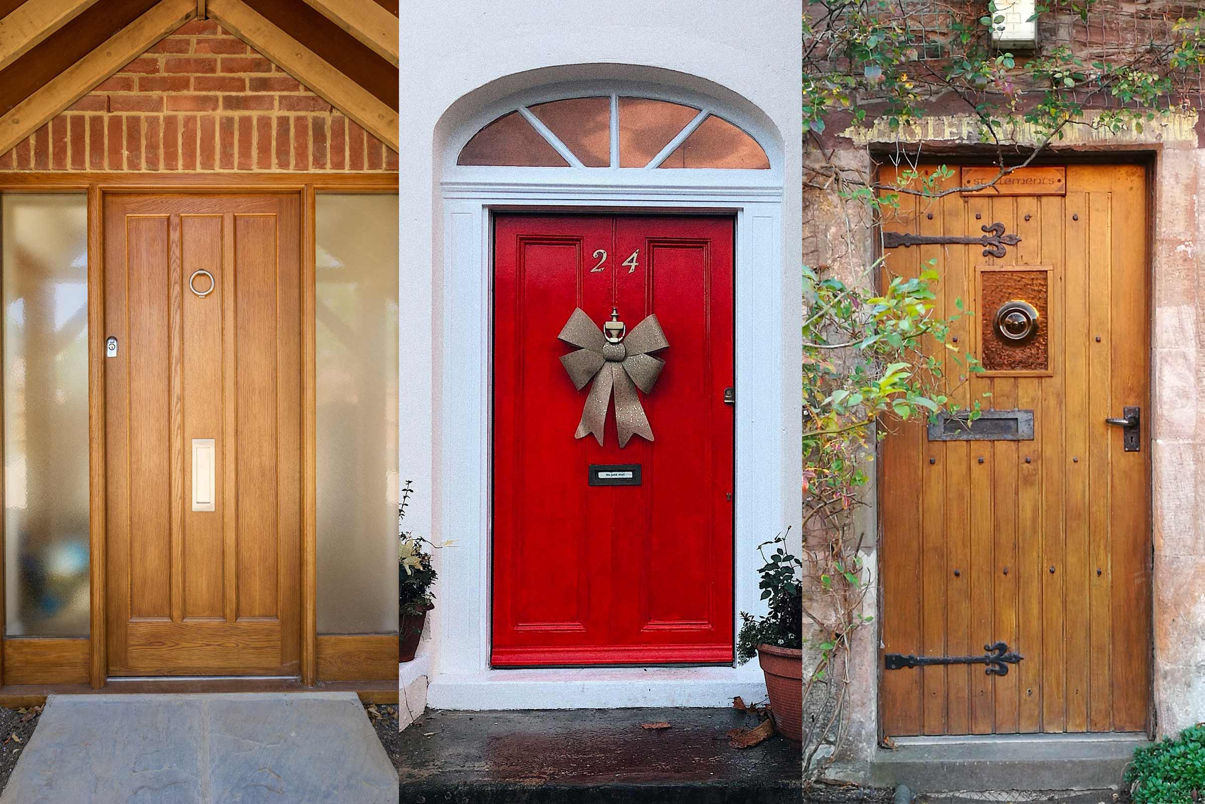 Which Style Of Door Best Suits Your Oxford Home?